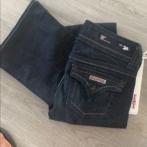 Hudson jeans with tags